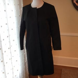 NWT Ann Taylor Stunning Lined Coat In Small